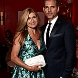 Pictured: Connie Britton and Eric Bana