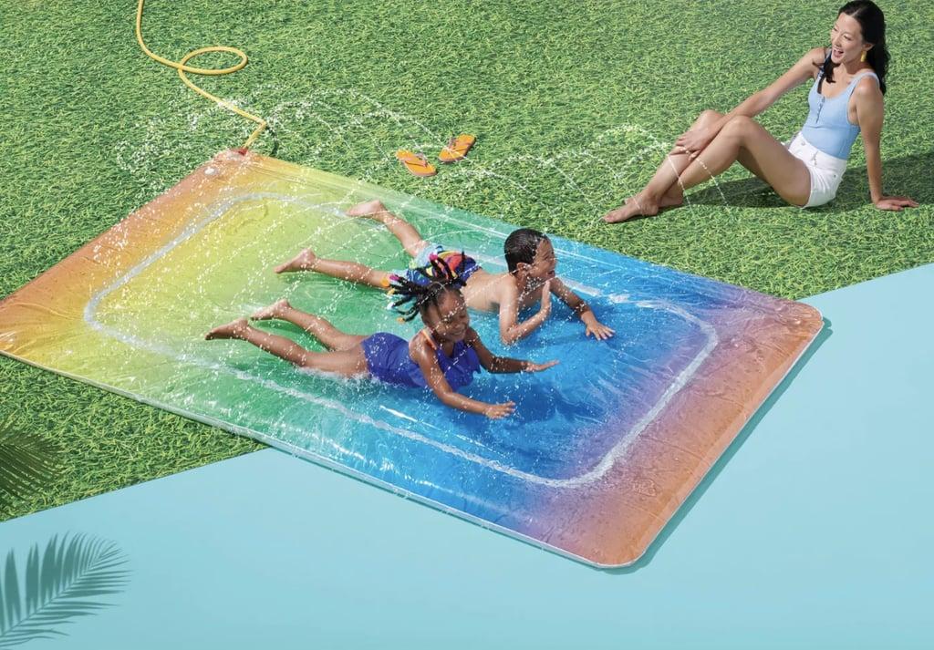 Sun Squad Rainbow Blobz Water Slide