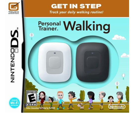 Personal Trainer: Walking
