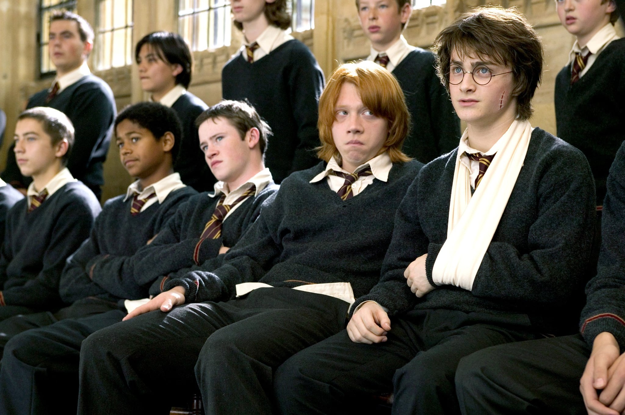 Harry potter and ginny weasley sex