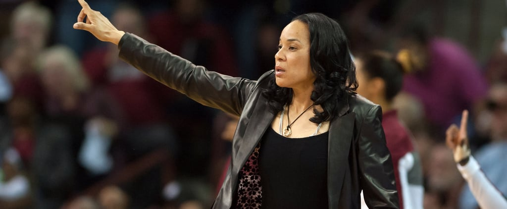 How Coach Dawn Staley Is Fighting For Racial Justice