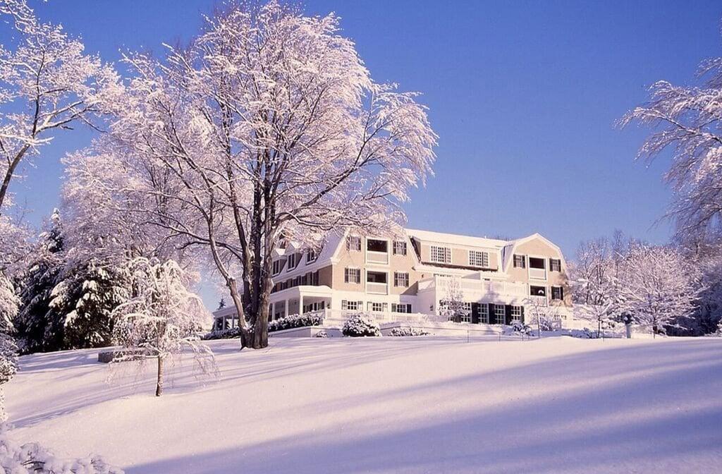 Winter Wellness Retreats
