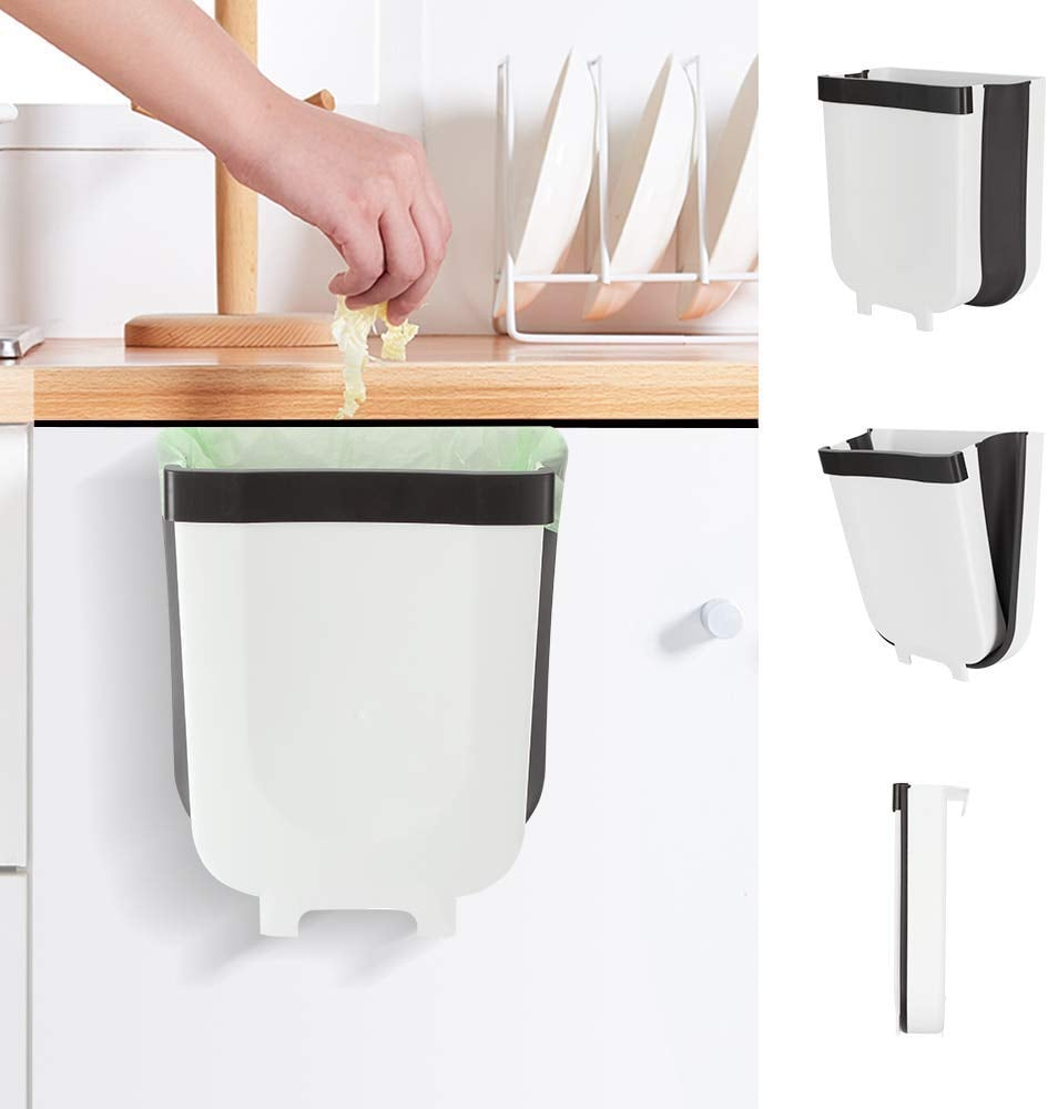 Kitchen Hanging Trash Can