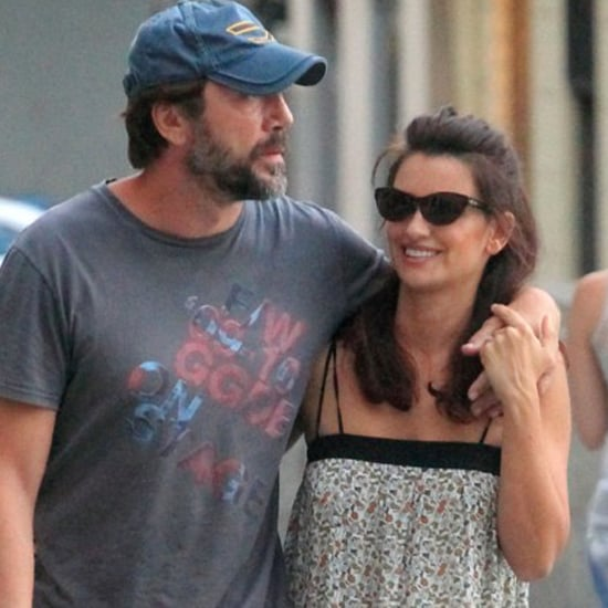 Penelope Cruz and Javier Bardem PDA Pictures