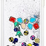 Rebecca Minkoff Emojis Glitterfall Case For iPhone 7