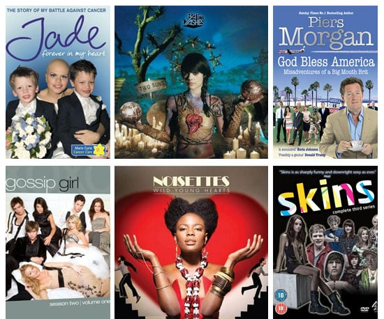 PopSugarUK's April Must Haves of DVDs, Books and CDs