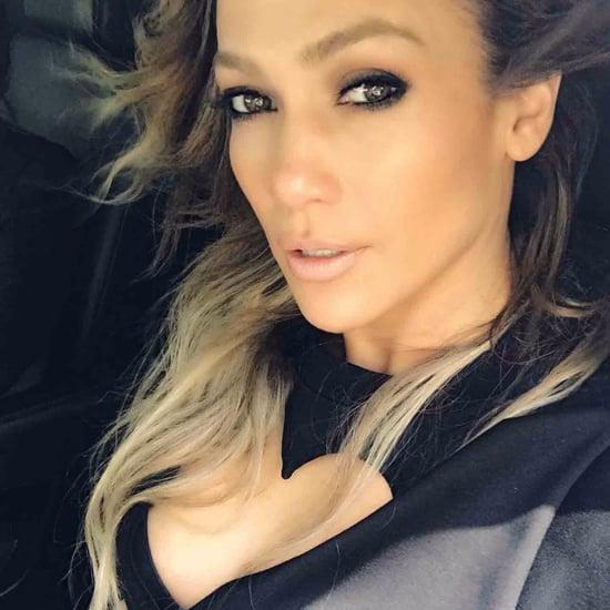 Jennifer Lopez Sexiest Instagram Pictures
