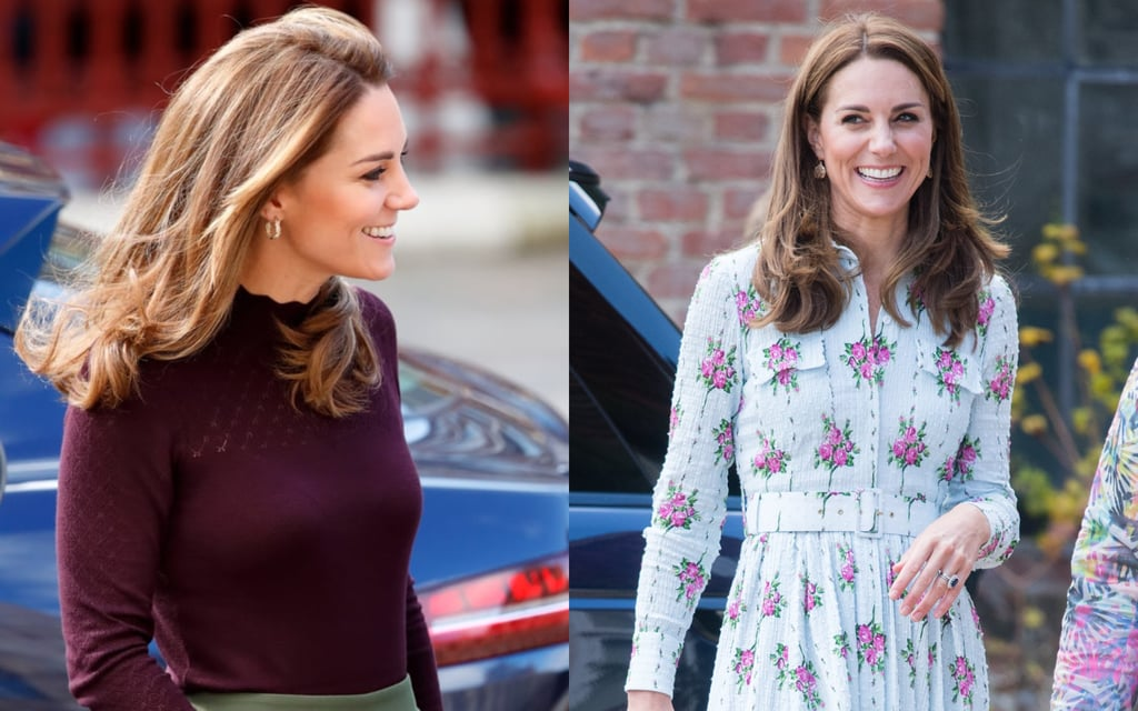 Kate Middleton's Subtle Pumpkin Spice Hair Color Is the Perfect Fall Update