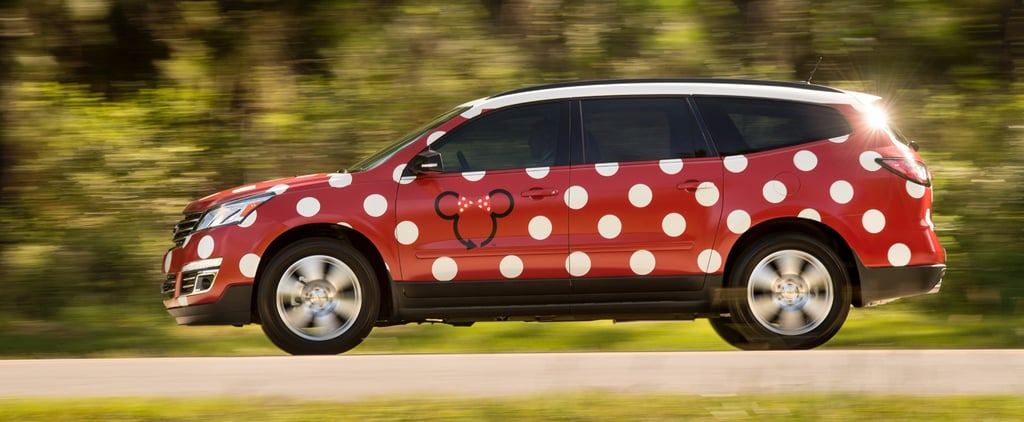 "These ""Minnie Van"" Vehicles Are Going to Change the Way You Do Disney World"
