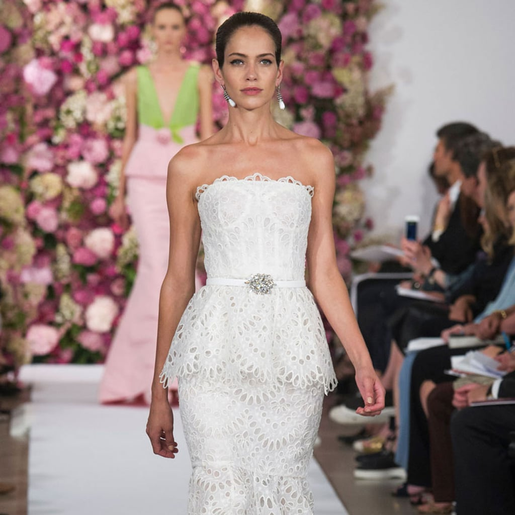 Hot Off the Spring '15 Runways — the Ultimate Wedding Dress Inspiration