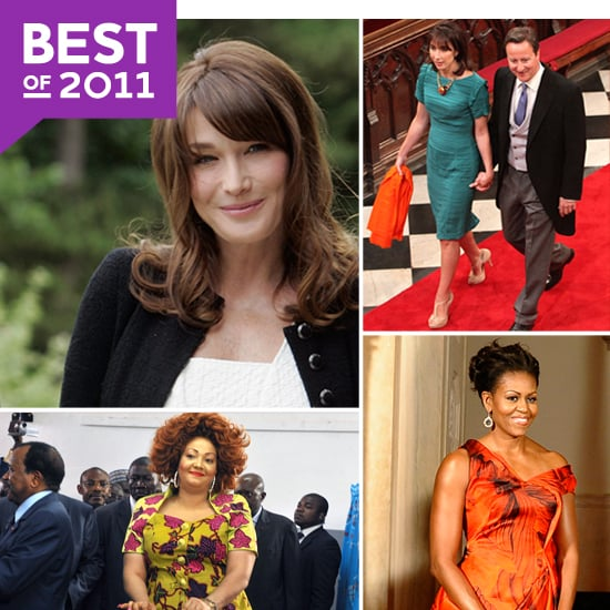 A Year of Chic International First Ladies