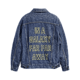 Levi's x Star Wars In a Galaxy Far Far Away Denim Jacket