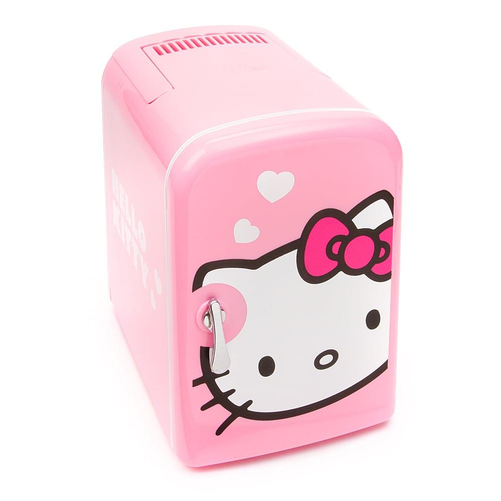 Hello Kitty Mini Fridge ($140)