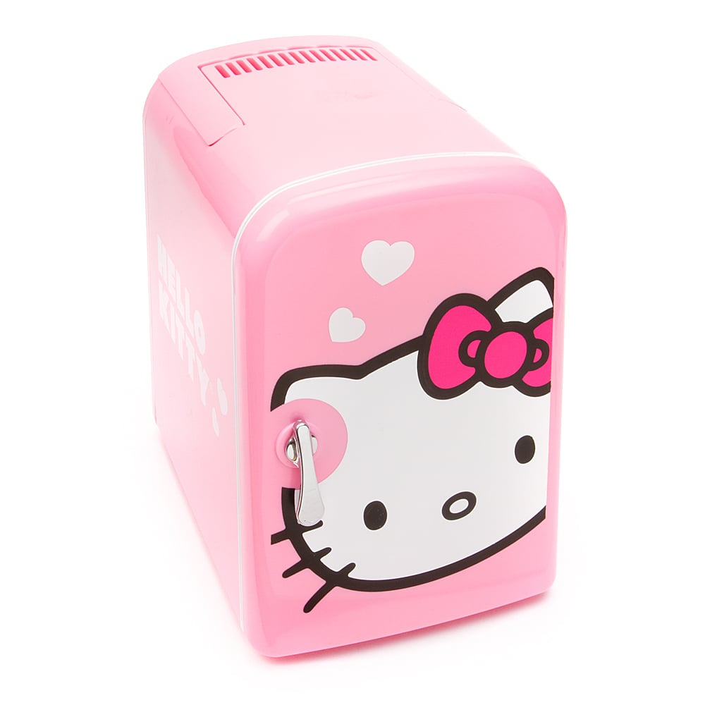 Hello Kitty Mini Fridge ($84)