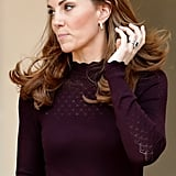 Kate Middleton's Pumpkin Spice Hair Color