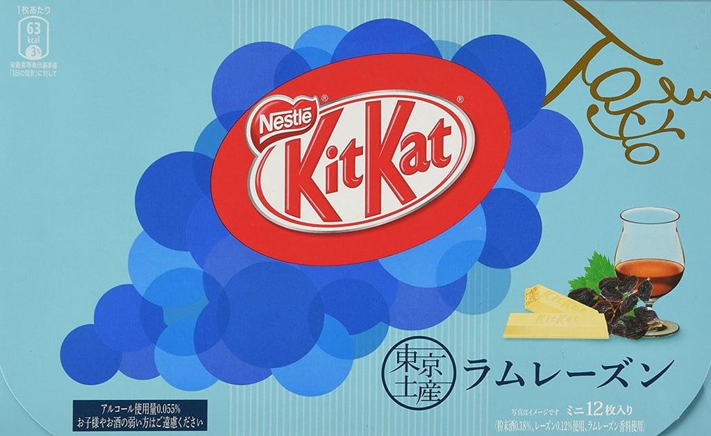 Japanese Kit Kat Rum Raisin