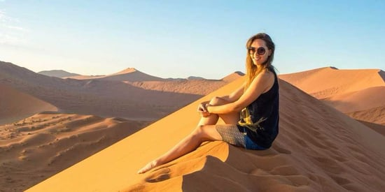 A former investment banker who quit to travel the world gives her best advice for people seeking adventure
