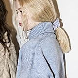Your Favourite '90s Hair Accessory Got Resurrected From the Dead For NYFW