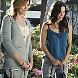 New Photos of Jennifer Aniston in the Season Premiere of Cougar Town 2010-09-08 12:30:02