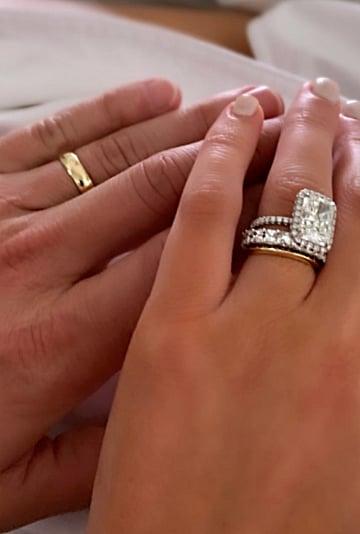 Lea Michele's Wedding Ring