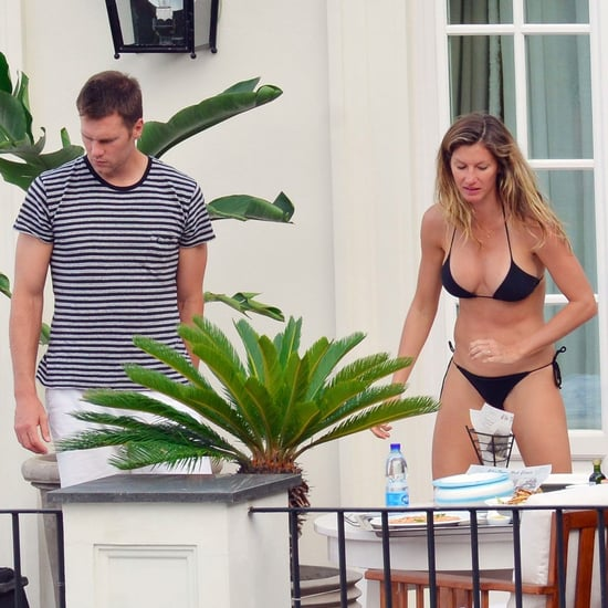 Gisele Bundchen and Tom Brady in Italy Pictures 2016