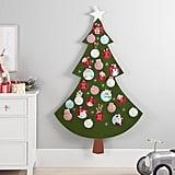 Tree Shaped Christmas Advent Calendar