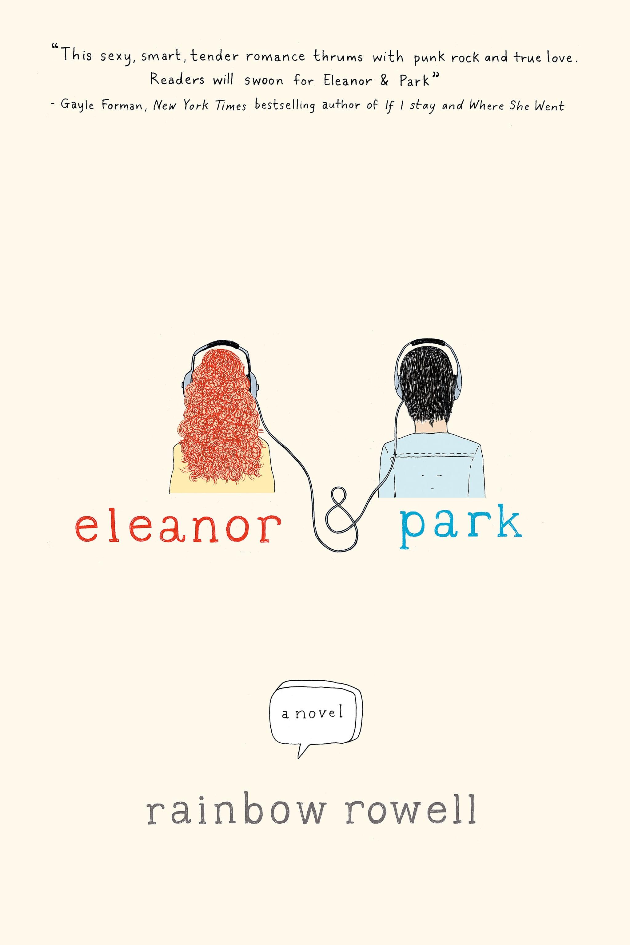 Nebraska: Eleanor & Park by Rainbow Rowell