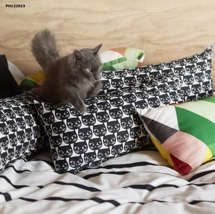 This Cat-inspired Pillow ($4) Is Too Cute .