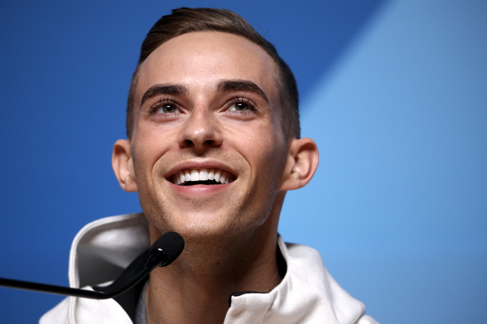 Gay Olympian tells homophobes he's a 'glamazon bitch ready for the runway'
