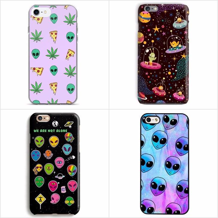 Alien iPhone Cases