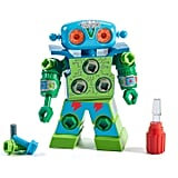 For 2-Year-Olds: Educational Insights Design & Drill Robot