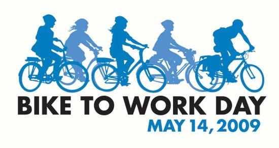 Tomorrow Is Bike to Work Day!