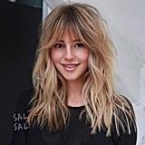 Babe Bangs / Bardot Hair