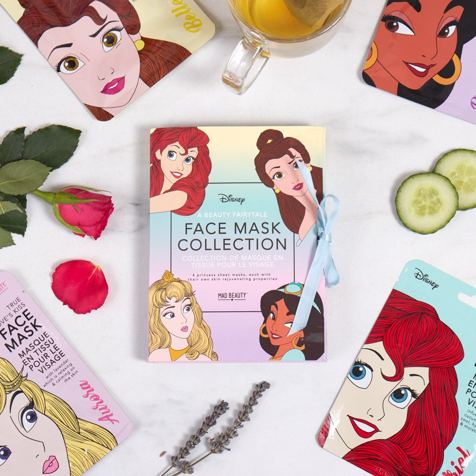 Mad Beauty Disney Princess Face Masks Collection