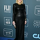 Catherine O'Hara at the 2020 Critics' Choice Awards