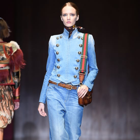 Gucci Spring 2015 Show | Milan Fashion Week