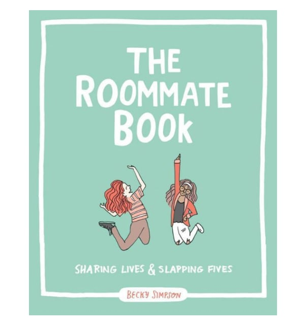 The Roommate Book ($9)