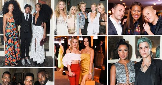 Naomi Campbell and Teyana Taylor Partied at New York Fashion Week