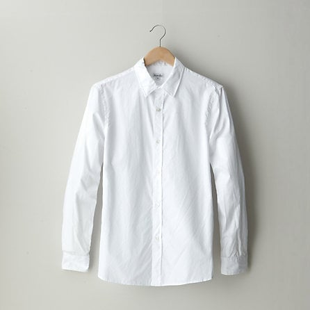 STEVEN ALAN classic point collar shirt