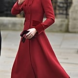 Catherine, Duchess of Cambridge at Commonwealth Day 2020