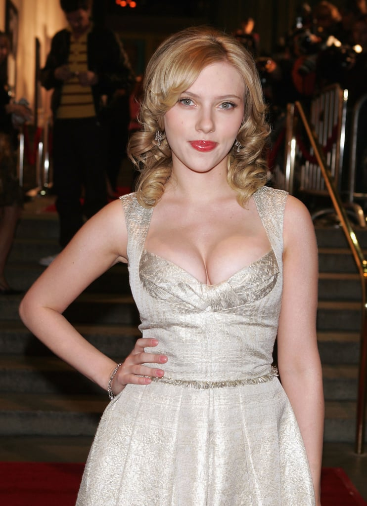 Sexy Scarlett Johansson Pictures | POPSUGAR Celebrity Photo 8