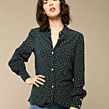 Rouje Chloe Shirt With Dots Print