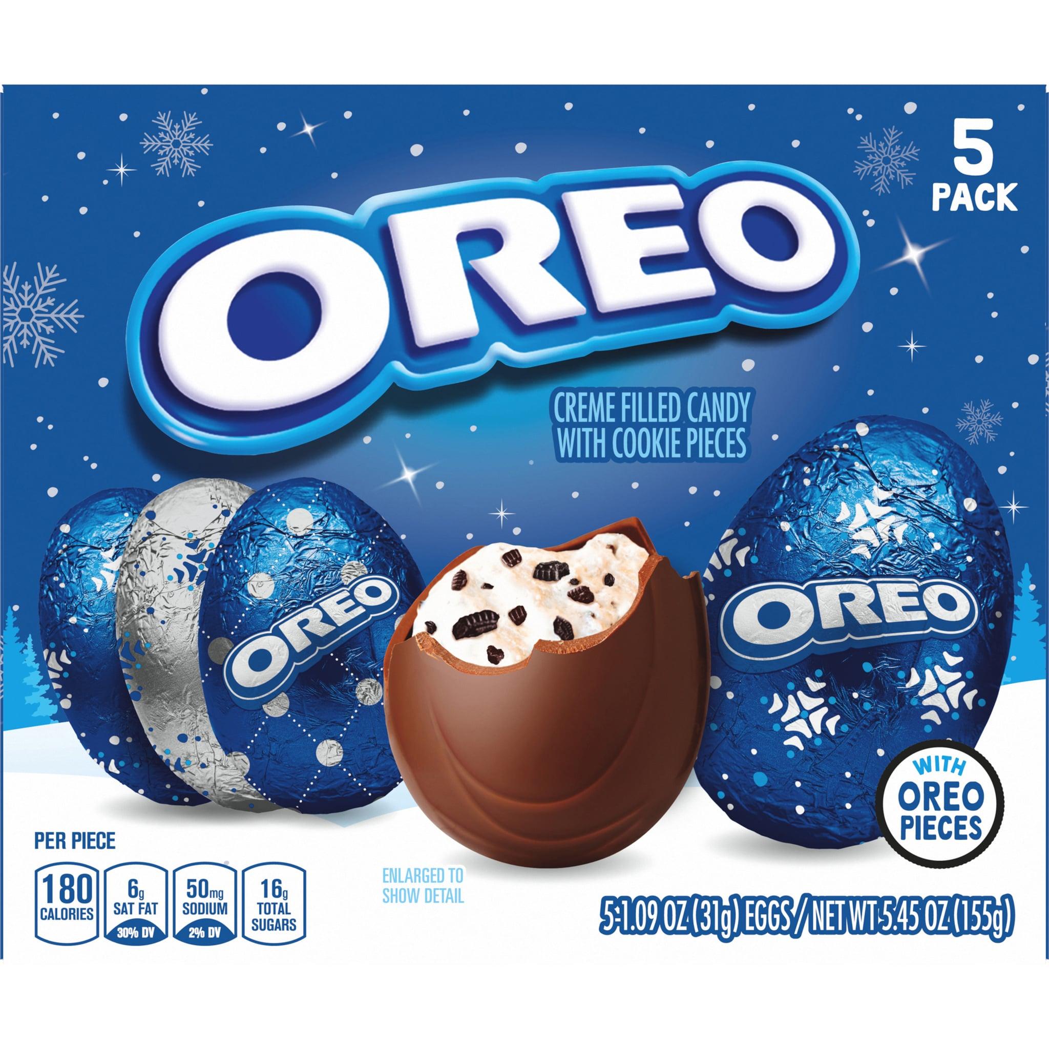 Dear Santa, Please Send Me Oreo Creme-Filled Eggs From Walmart This Year