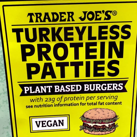 Trader Joe's Turkeyless Protein Patties Plant-Based Burgers