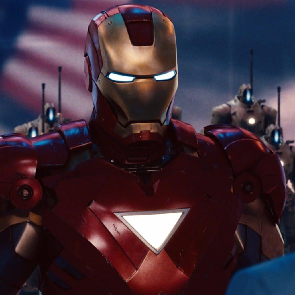 spider-man cameo in iron man 2 | popsugar entertainment