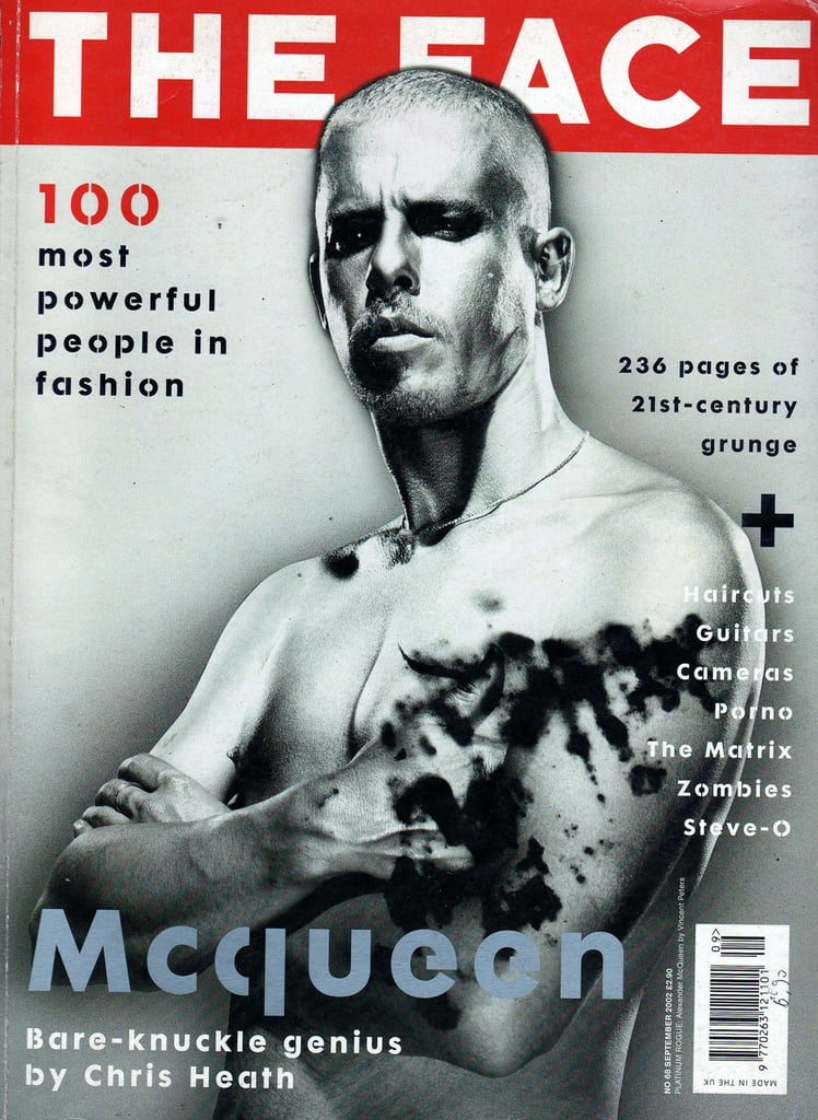 Sept. 2002: Alexander McQueen