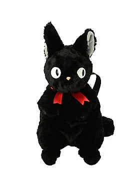 Kiki's Delivery Service Jiji Plush Backpack