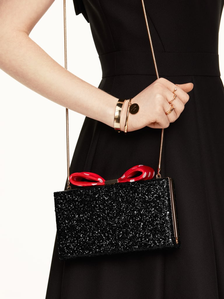Kate Spade New York For Minnie Minnie Bow Clasp Bag (approx. $431)