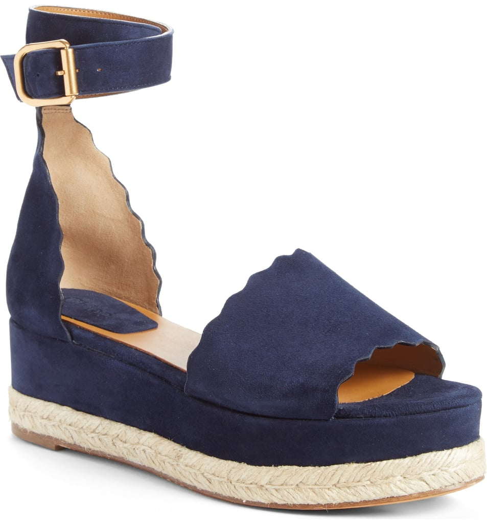 36a31884fc Chloé Lauren Espadrille Wedge Sandal | Best Espadrilles From ...