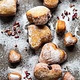 Chocolate Heart Doughnuts